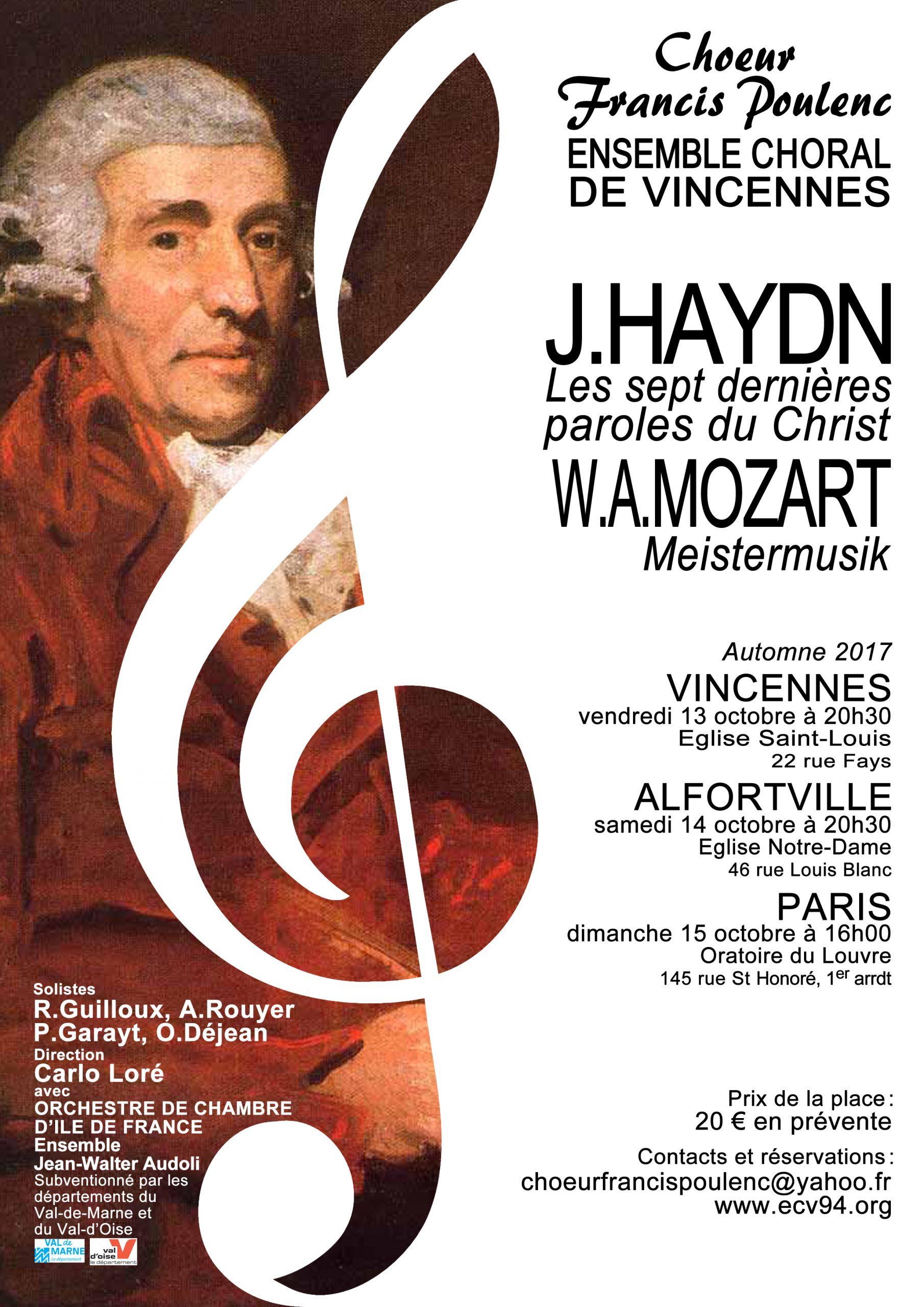 2017 - Affiche Haydn