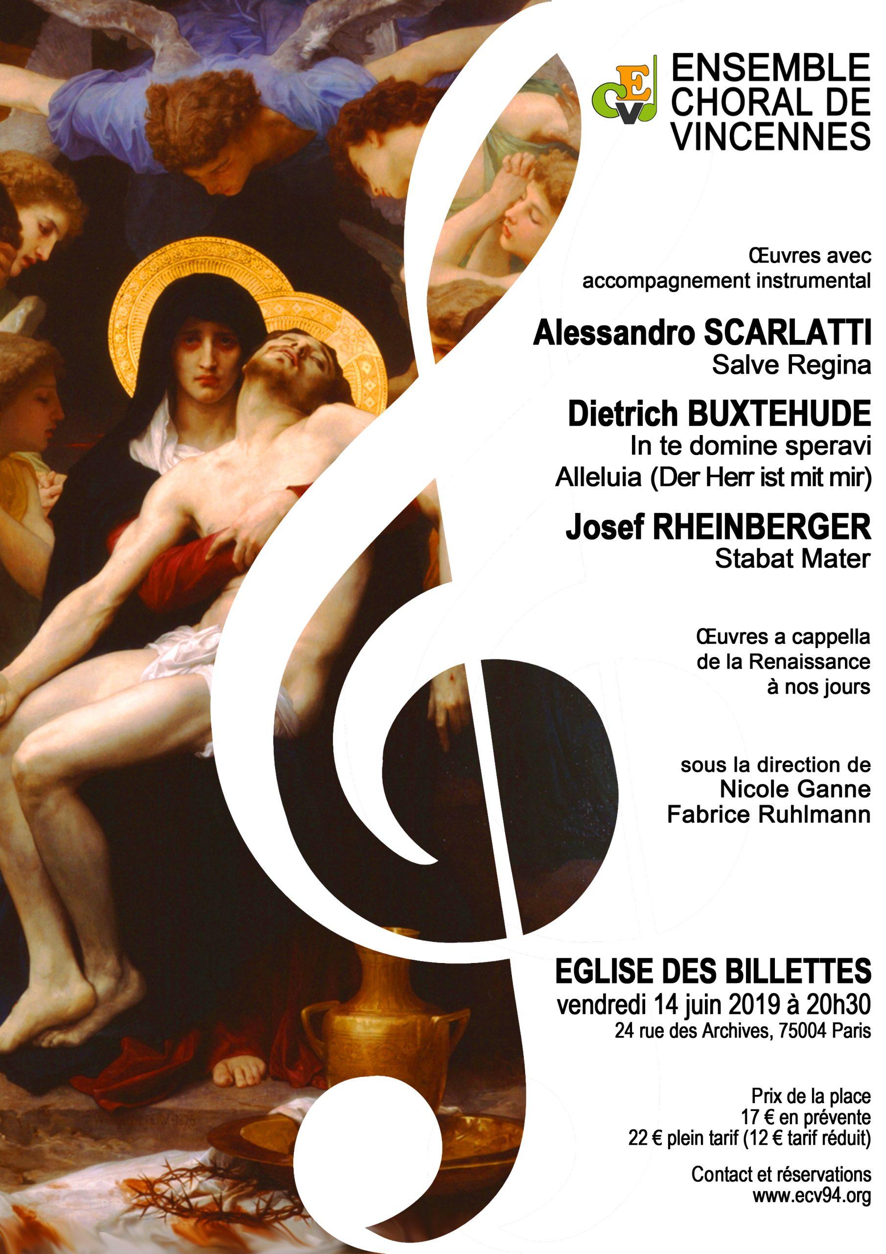 2019 - Affiche Scarlatti